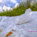 Sortie balades et randos : quartz